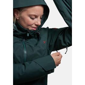 Y by Nordisk Raa Hardshell Down Coat Women, scarab